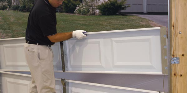 Diy Sectional Installation Holmes Garage Door Company