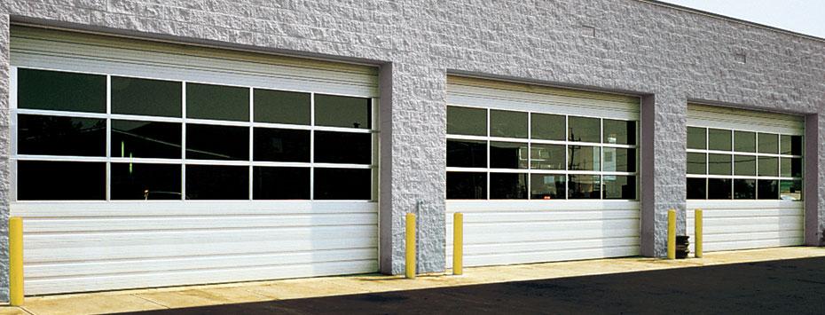 Bronze Series Commercial Holmes Garage Door Company