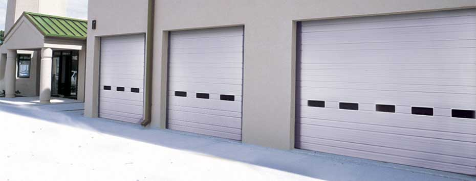 Silver Series Commercial Holmes Garage Door Company
