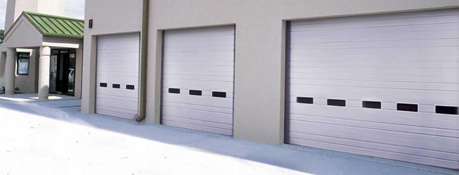 12x12 garage doorSILVER Series  Commercial  Holmes Garage Door Company