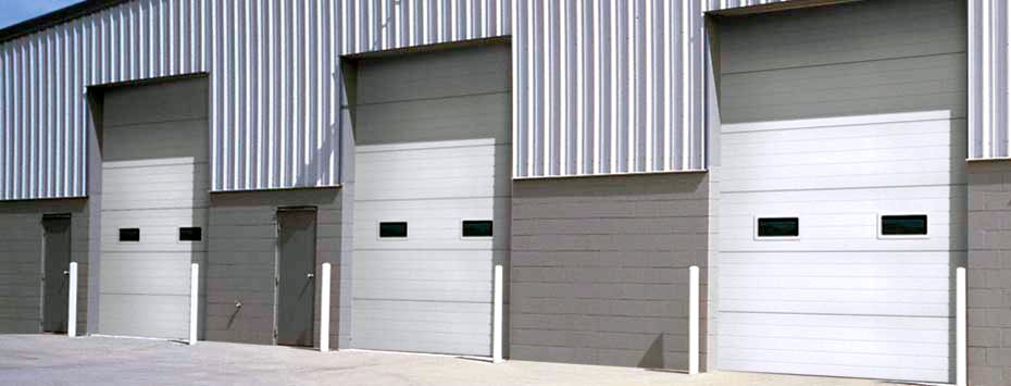 Gold Series Commercial Holmes Garage Door Company