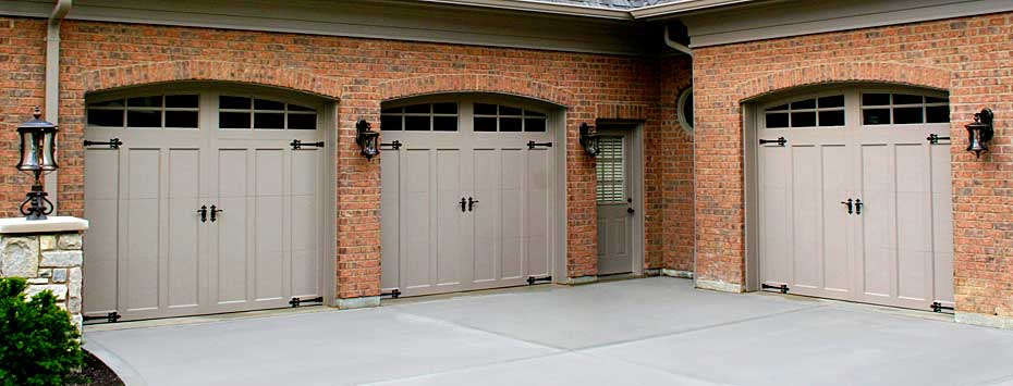 Settlers 174 Collection Holmes Garage Door Company