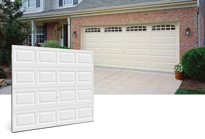 Holmes garage door company residential and commercial doors for 18x8 garage door