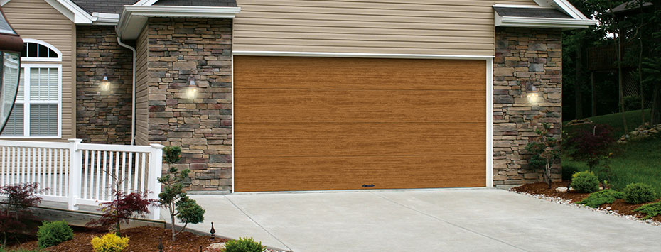Flush Ultra Grain 174 Collection Holmes Garage Door Company