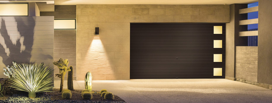 Contemporary Collection Steel Series | Holmes Garage Door Company