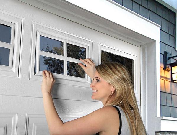 How To Clean Garage Door Windows Holmes Garage Door Company